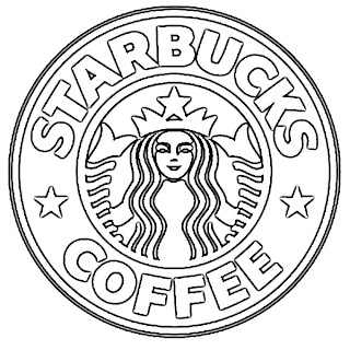 New Starbucks Logo Sketch