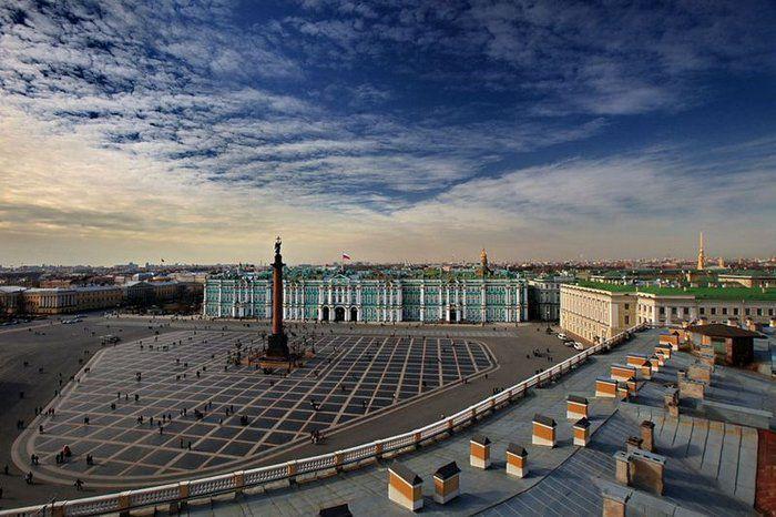 Когда стоит посетить Санкт-Петербург?
