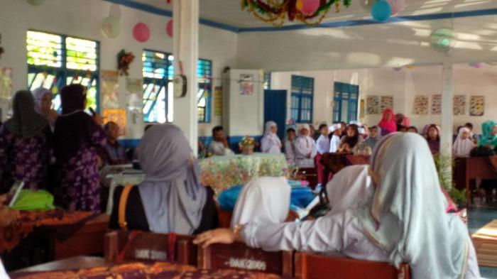 SD Surgi Mufti 5 Kenalkan Program Unggulan ke Orangtua Murid