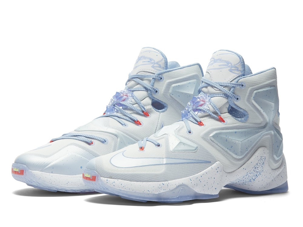new product 6f845 d1b8a ... Nike LeBron 13 Fire amp Ice Christmas Catalog Images ...
