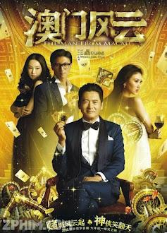 Đổ Thành Phong Vân - From Vegas To Macau (2014) Poster