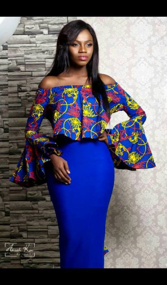 10+ Fashionable Nigerian Kitenge Styles 2017