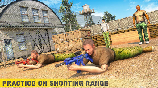Free Army Training Game: US Commando School apkmr screenshots 4