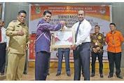 PT Bank Aceh Syariah Kantor Pusat Operasional Raih UMKM Award Platinum kota Banda Aceh 2020