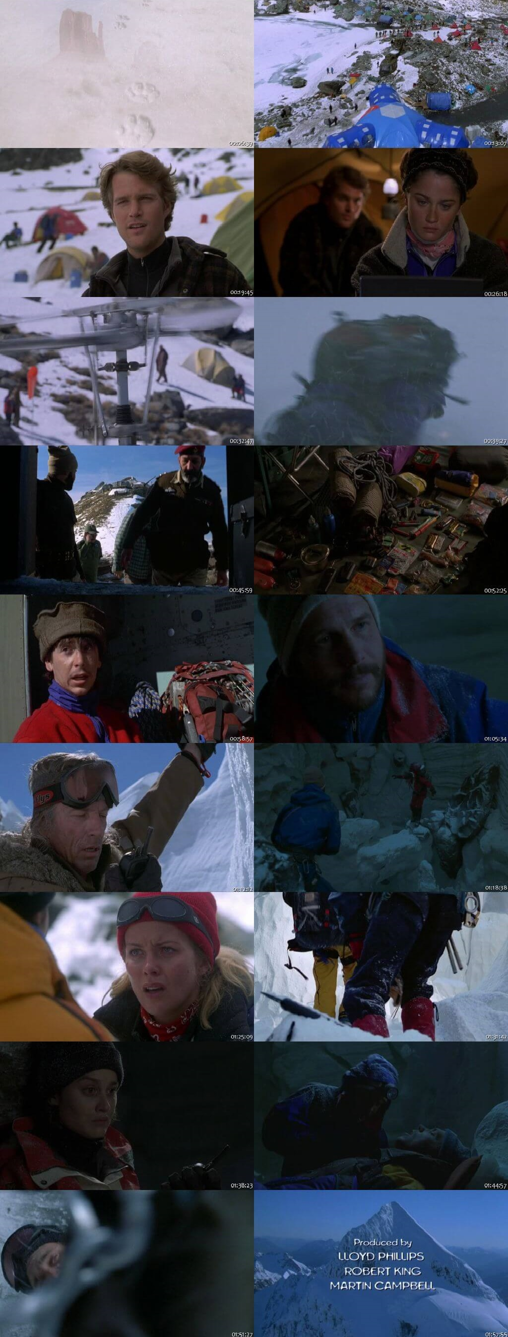 Screen Shot Of Vertical Limit 2000 300MB Full Movie Hindi Dubbed Free Download 480P BRRip Small Size PC Movie
