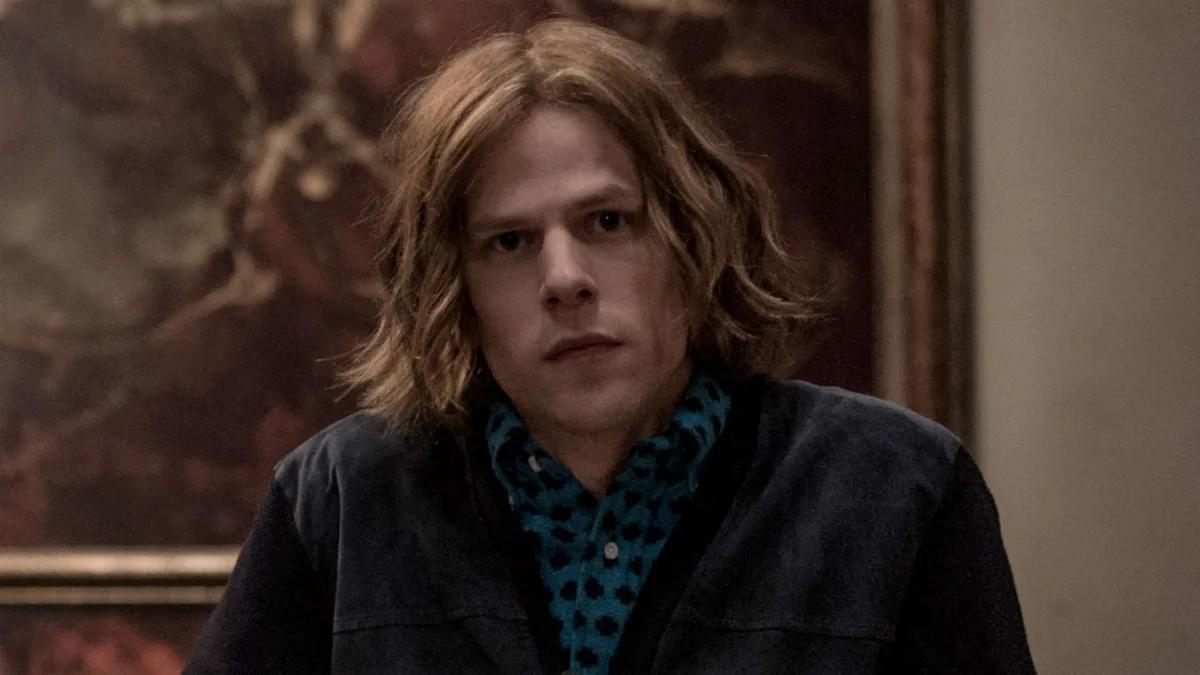 Jesse Eisenberg revela se retornaria como Lex Luthor na versão original de 'The Batman'