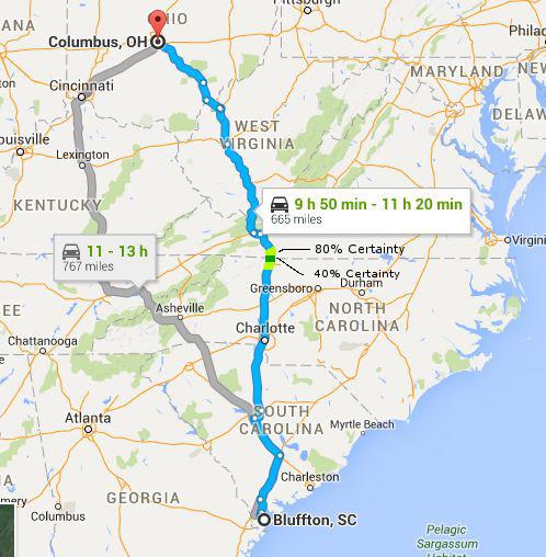 Family Tracker - Google Maps-Hilfe
