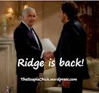 Ridge Forrester is back!