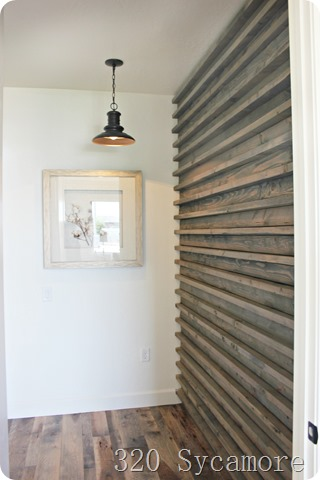 fixer upper wall treatment