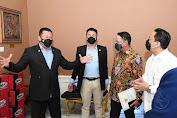 Pengurus IMI Pusat Bertemu Presiden Joko Widodo