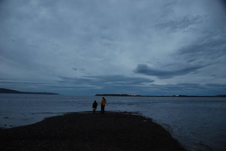 rock beach, Chanonry Point, Inverness, Scotland