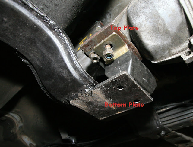 Mounting a T5 in an early 240 (Paging Mr  Bill) - Turbobricks Forums