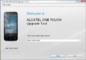 Alcatel One Touch Flash Tool