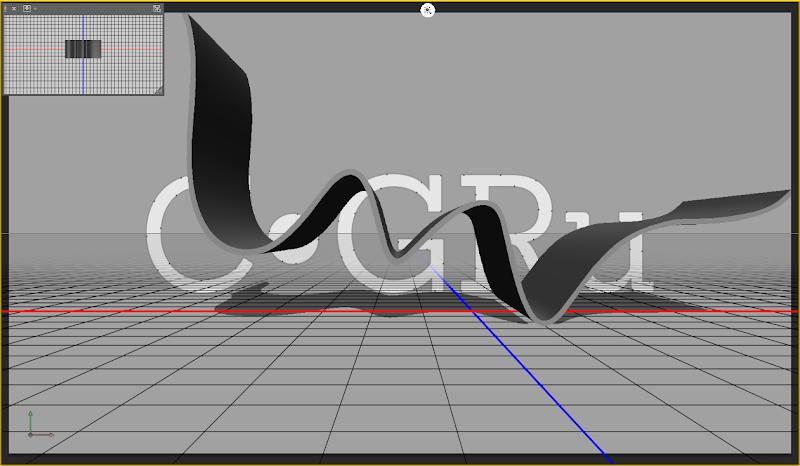 Photoshop - เทคนิคการสร้างตัวอักษร 3D Glowing แบบเนียนๆ ด้วย Photoshop 3dglow17
