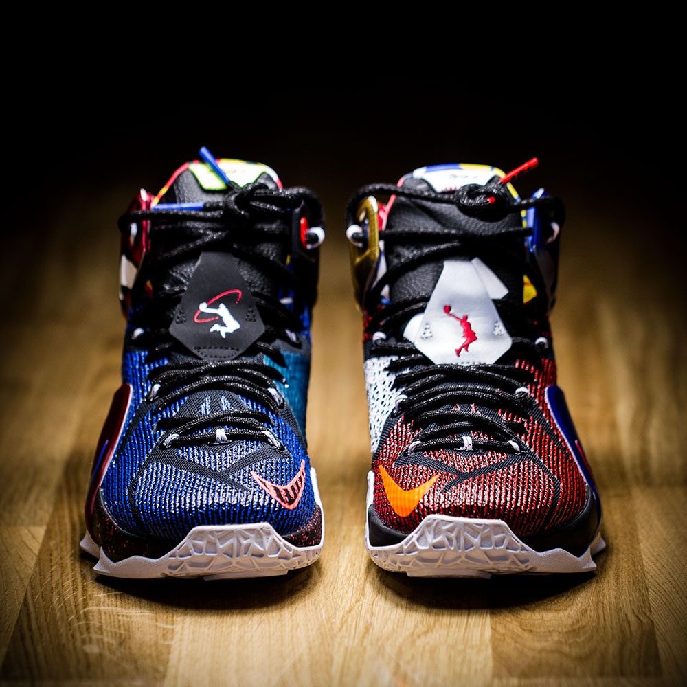 b02bf976a31 ... Another Compilation of Details on the What the Nike LeBron XII ...