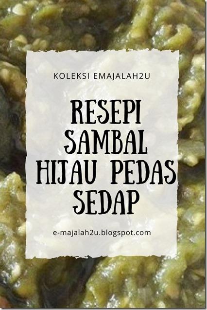 resepi-sambal-hijau-berlada-cili-cabai-mudah