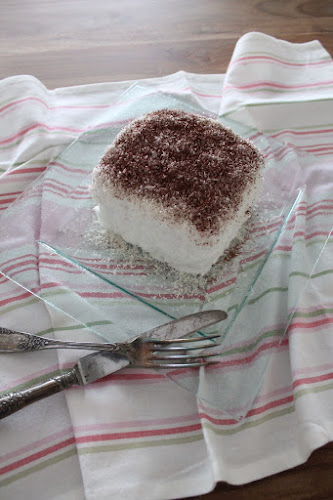 Not 2 late to craft: Fabiola: pastís de galetes / No bake cookies cake