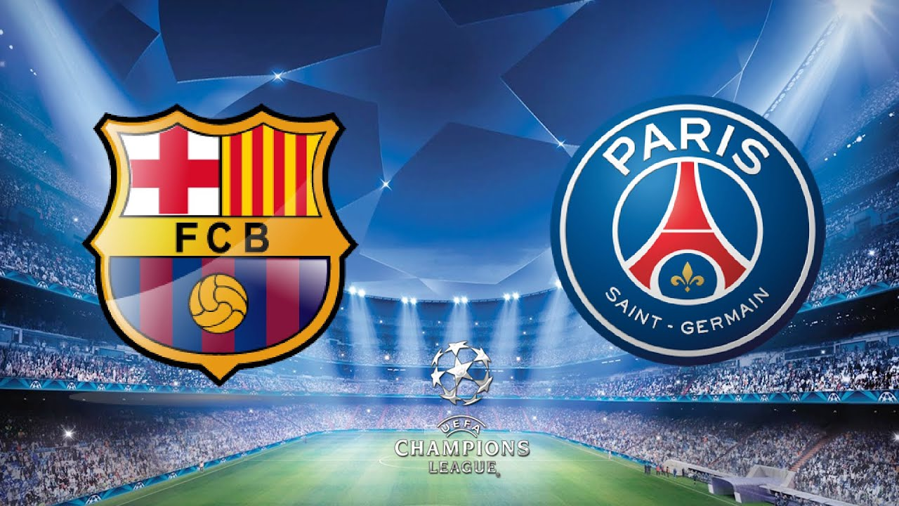 PSG vs. Barcelona  live stream: how to watch, Round of 16 matches