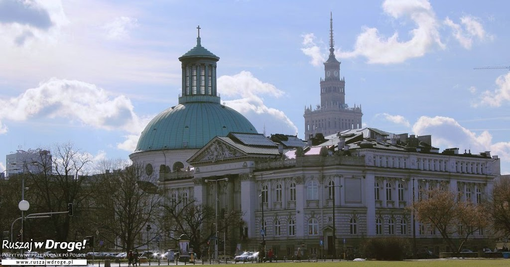 Warszawa da się lubić - jak spędzić weekend w stolicy