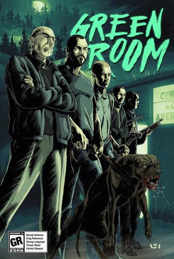 Green Room - Băng Đảng Truy Sát
