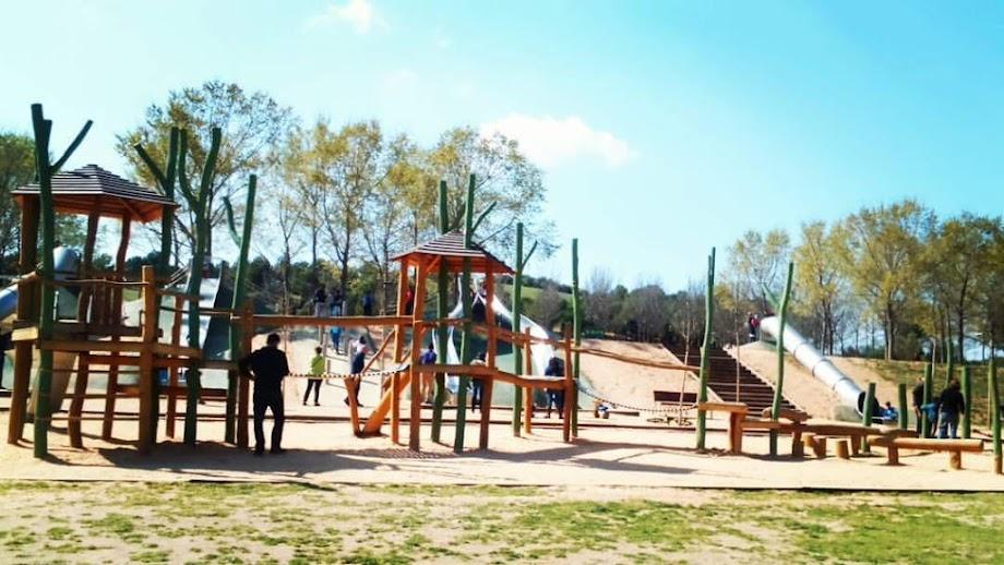 Foto Parque del Turó de Can Mates 1