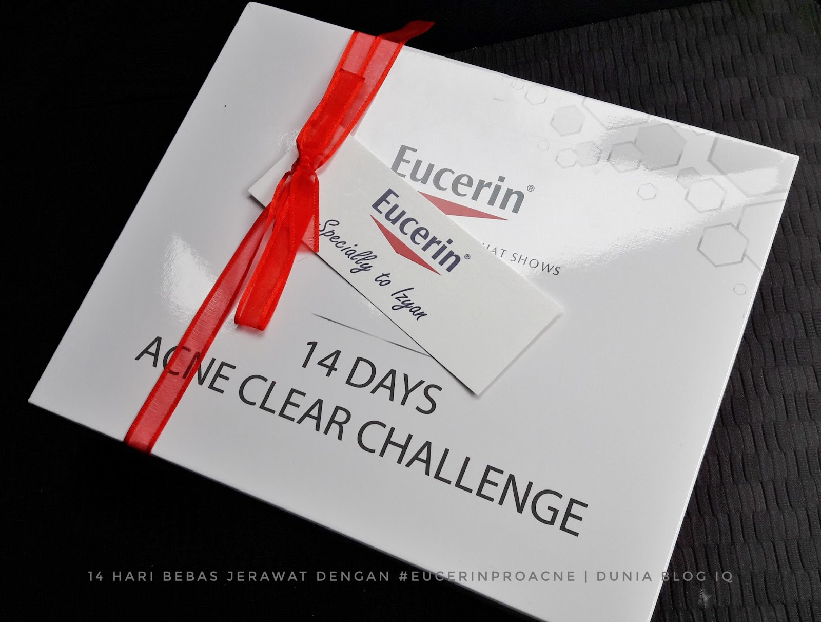14 Hari Bebas Jerawat Dengan Eucerin ProACNE Solution A.I. Clearing Treatment