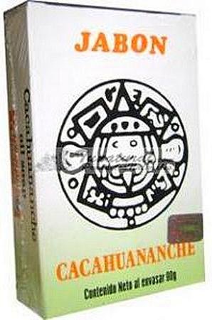 Jabón de Cacahuananche