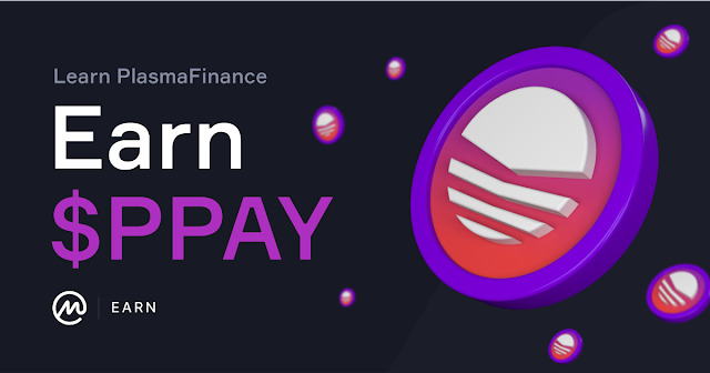 Plasma Finance Token Quiz Answers - Coinmarketcap Learn & Earn Program