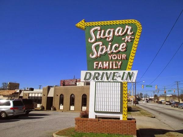 Sugar N Spice Drive In Spartanburg Sc Marie Lets Eat