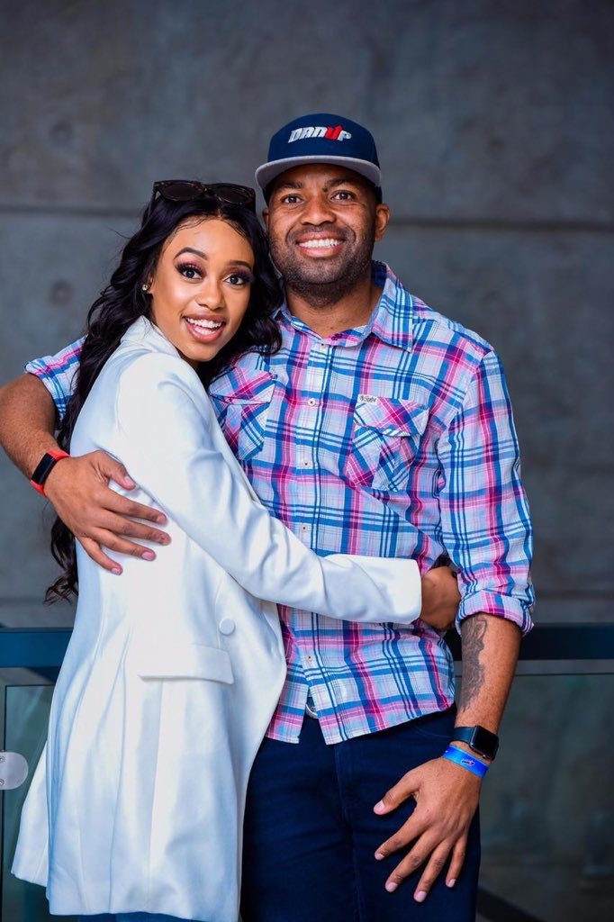 Khune Post New Girlfriend And The Internet is Divided.