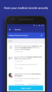 Practo - Your Health App- screenshot thumbnail