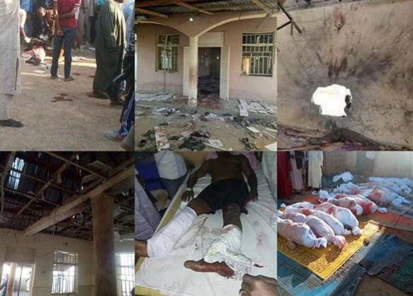 """""""50 People Killed In A Mosque In Adamawa, Where Is The Breaking News Coverage? Nigerian Lives Matter Too"""" – American Guy Reacts"""