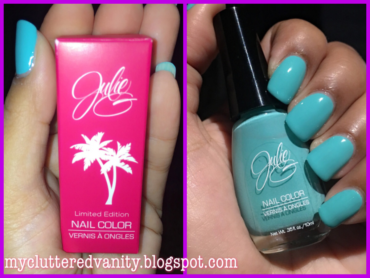 Julie G Nail Color - Tropical (from Ipsy\'s June 2016 Bag) | My ...