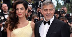 George and Amal Clooney welcomes twins, boy and girl