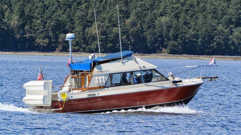 Jones' boat, Triple J