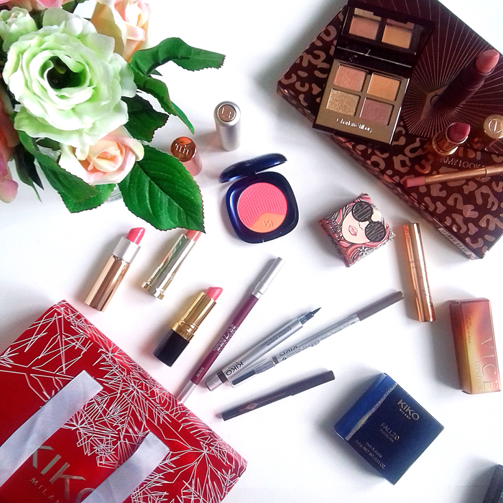 Makeup Haul: featuring Charlotte Tilbury, Kiko, Urban Decay, Benefit and Revlon