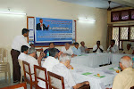 Good Governance meet - Dr.JP with opinion makers of TN
