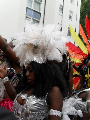 Notting hill carnival по русски