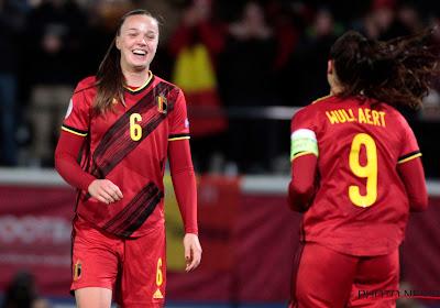 """'Flame of the Game' Tine De Caigny over de kwalificatie: """"Iedereen gebrand op revanche, maar 4-0 had niemand verwacht"""""""