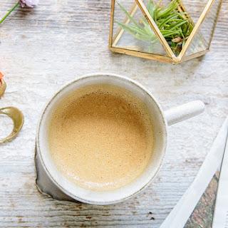 CREAMY COCONUT BUTTER COFFEE