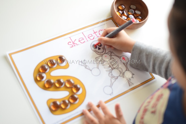 FREE Letter S Dot and Tracing Activity Sheets for writing practice