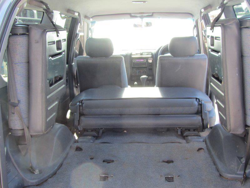 Landcruiser Prado 90er Serie mit 7 Sitzplätzen