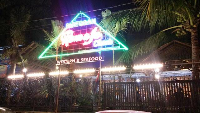 Restoren Remaja Classic Kita Datang Makan Malam