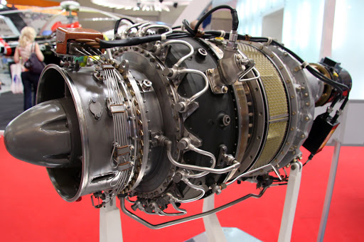 Salah Satu Produk Motor Sich