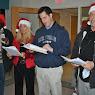 Christmas Caroling at Montrose VA