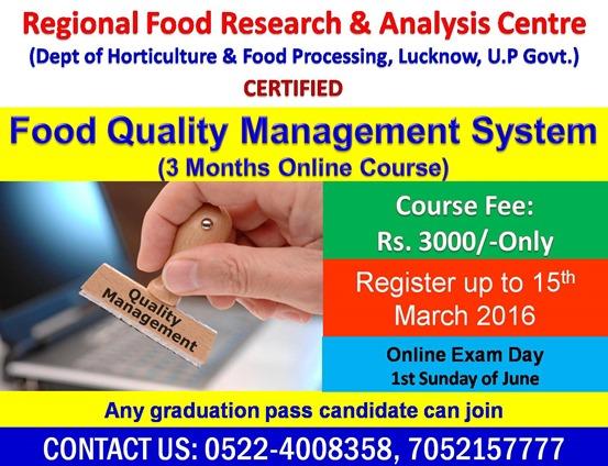 FQMS Course
