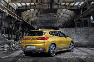 Luxury and sporty BMW X2 set to debut in 2018