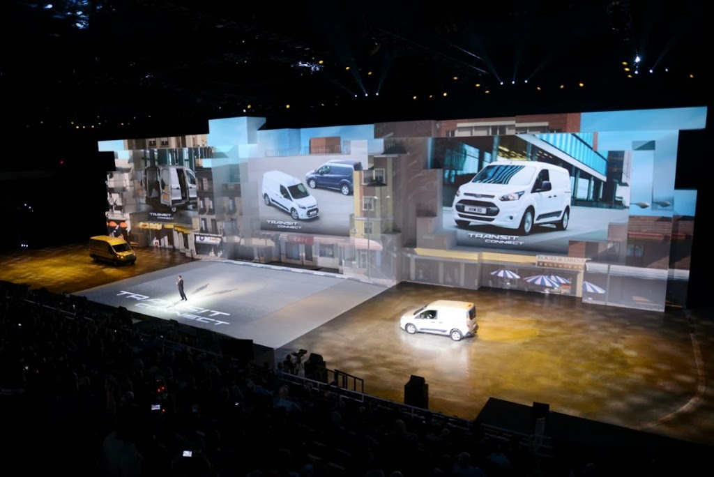 2015 Ford F-150 Unveiling NAIAS 3