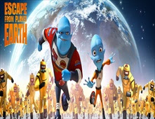 فيلم Escape From Planet Earth بجودة BluRay