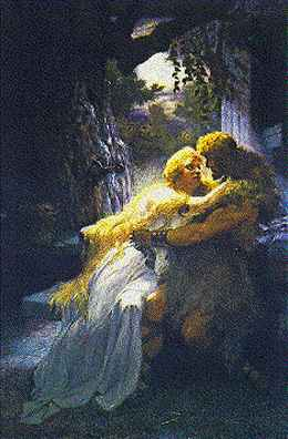 Sieglinde And Siegmund, Asatru Gods And Heroes